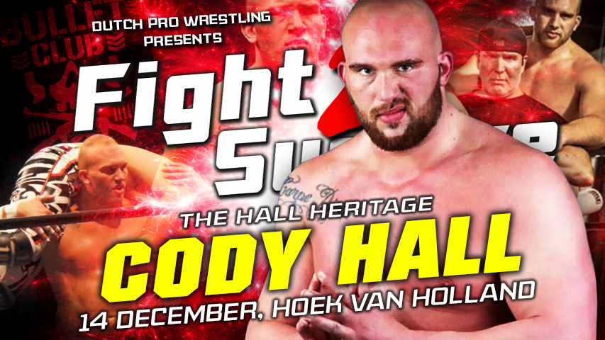 DPW Fight 2 Survive 2019 Cody Hall 1