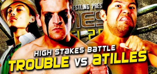 DPW NEMESIS 2017 - HUGO ATILLES VERSUS THE TROUBLE MAKER – HIGH STAKES BATTLE!
