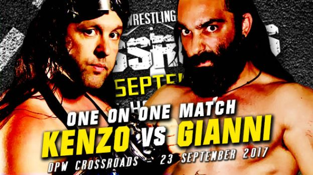DPW CROSSROADS 2017 - KENZO RICHARDS VERSUS GIANNI VALLETTA INTERNATIONAL SHOWDOWN