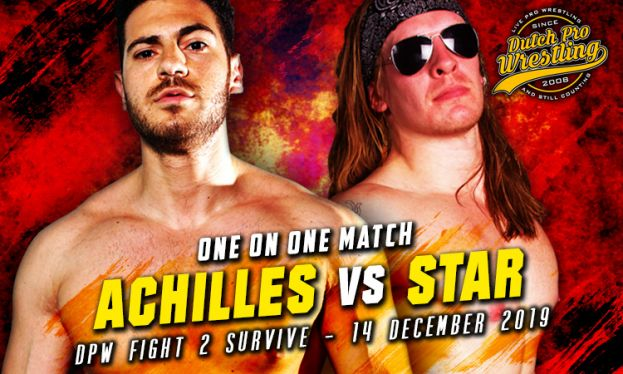 FIGHT 2 SURVIVE 2019 - AXL STAR versus AARON ACHILLES