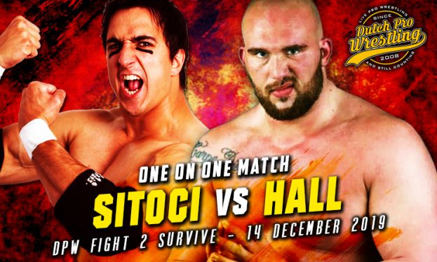FIGHT 2 SURVIVE 2019 - CODY HALL VERSUS EMIL SITOCI