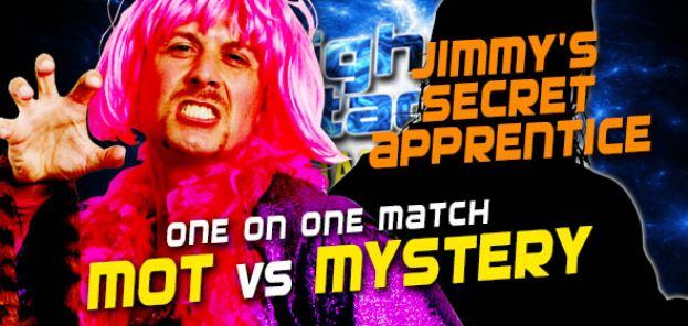 HIGH VOLTAGE 2017 - MOT VAN KUNDER VERSUS JIMMY'S MYSTERY APPRENTICE!