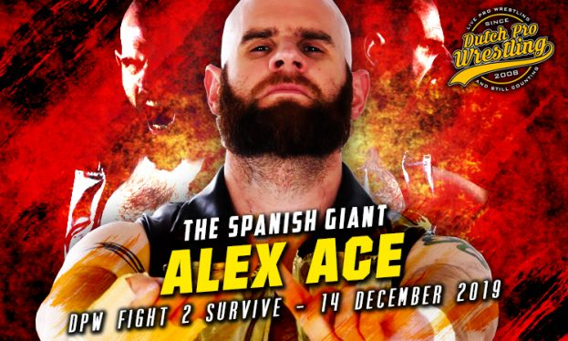 FIGHT 2 SURVIVE 2019 - INTRODUCING ALEX ACE