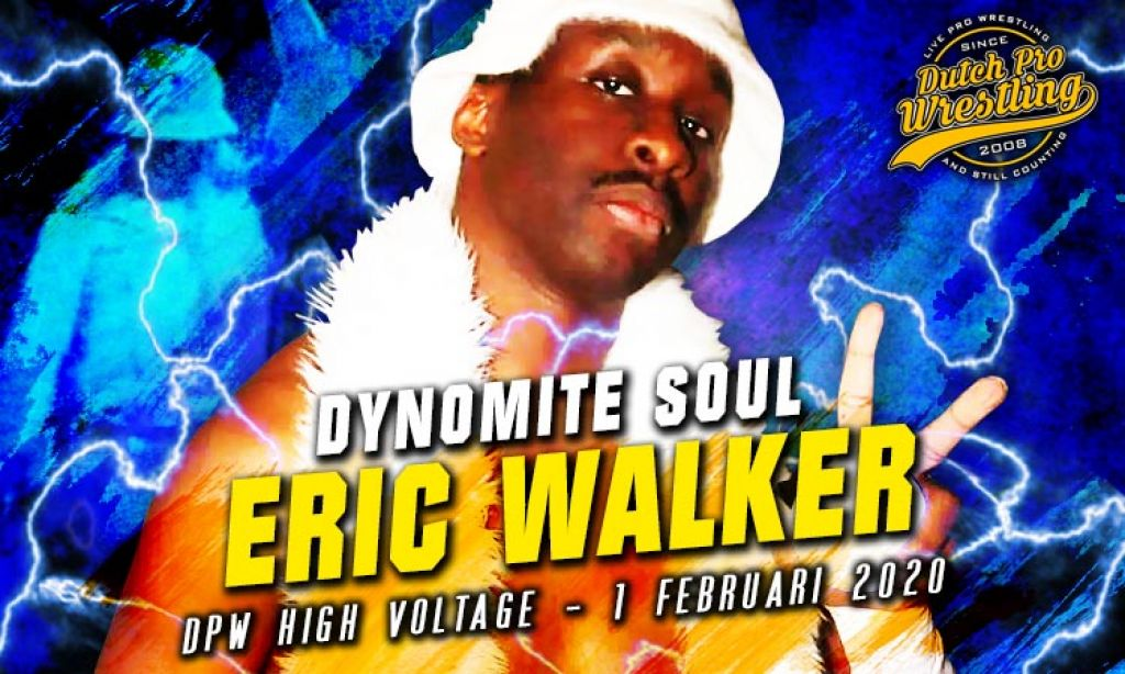 HIGH VOLTAGE 2020 - INTRODUCING ERIC WALKER