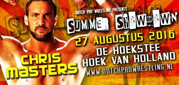 SUMMER SHOWDOWN 2016 with CHRIS MASTERS!