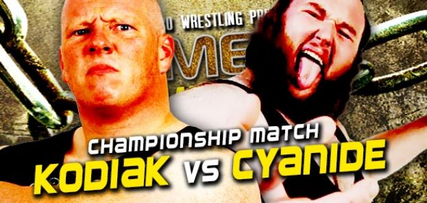 DPW NEMESIS 2017 - MARK KODIAK versus ALEX CYANIDE – TITLE MATCH!
