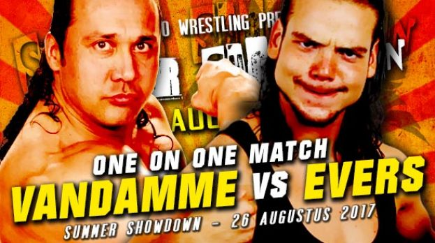 SUMMER SHOWDOWN 2017 - JOHN EVERS VERSUS BERNARD VANDAMME – INTERNATIONAL SHOWDOWN