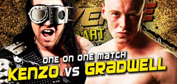DPW REVENGE - KENZO RICHARDS versus SAM GRADWELL - THE REMATCH!