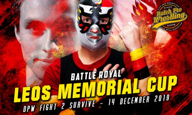 FIGHT 2 SURVIVE 2019 - LEOS VAN ELK MEMORIAL BATTLE ROYAL 2019 EDITIE